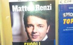 Renzi-Di Pietro, scontro all'ombra di Falcone