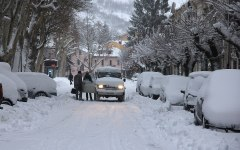 Toscana, Anas risarcirà gli automobilisti rimasti prigionieri della neve nel 2010