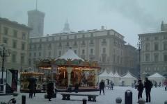 Allerta neve per oggi. La minima a -9