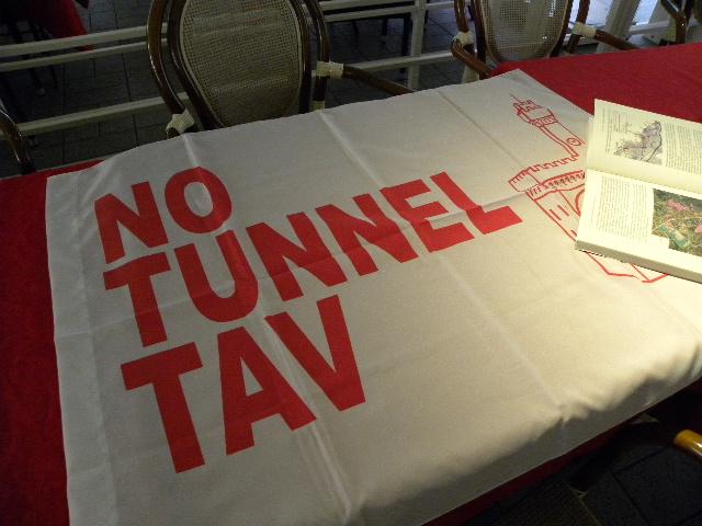 Il Comitato No Tunnel Tav ha proposto oggi il progetto alternativo per salvaguardare la posizione dei lavoratori dei cantieri dell'Alta Velocità che rischiano il licenziamento