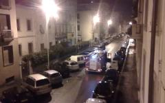 Via Varchi, strada chiusa per allarme fuga di gas