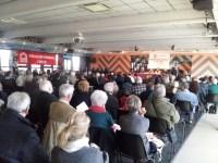 Il dibattito per il 40 anni del Sunia a Firenze (Foto Riccardo Maremmi)