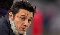 Domani Vincenzo Montella spera di vedere una Fiorentina con il carattere di giovedì