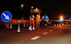 Maltempo in autostrada, code e rallentamenti