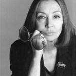 E' autentica la firma in calce al testamento di Oriana Fallaci,