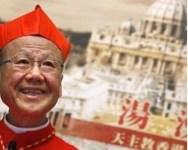Conclave, arrivato stamani il primo cardinale cinese della storia