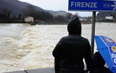 Maltempo, Rossi chiede lo stato di emergenza nazionale