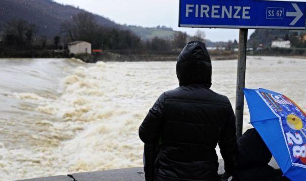 Tregua del maltempo su Firenze