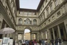 Uffizi al centro dell'attenzione turistica