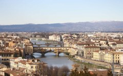 Hotel vuoti nei ponti del 25 aprile e del 1 maggio a Firenze