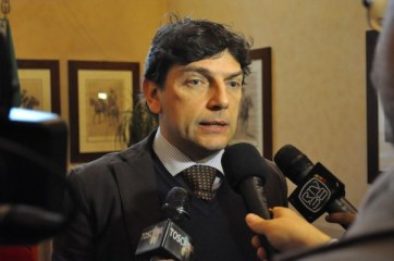 il pubblico ministero Andrea Cusani