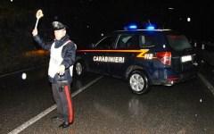 Valdarno: carabiniere spara e ferisce malvivente in fuga