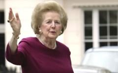 Quando la Thatcher venne a Firenze per combattere il terrorismo. E vedere il Corridoio Vasariano