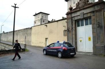 Incendio all'Ospedale psichiatrico di Montelupo Fiorentino