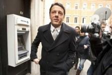 Matteo Renzi alla direzione del Pd