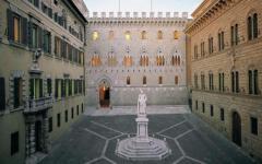 Monte dei Paschi di Siena, Padoan: il sistema bancario non ha bisogno d'interventi dello Stato. Il titolo sale del 3%