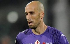 Fiorentina, un'altra tegola: si ferma Borja Valero