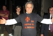 """La singolare protesta del maestro Zubin Mehta """"Io sono il maggio"""""""