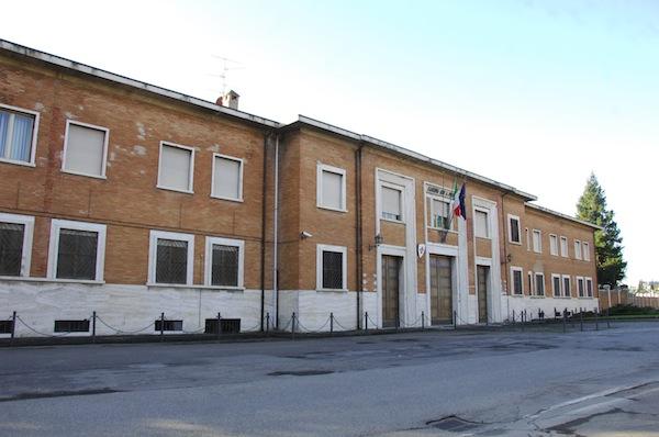 La caserma Predieri a Firenze Rovezzano
