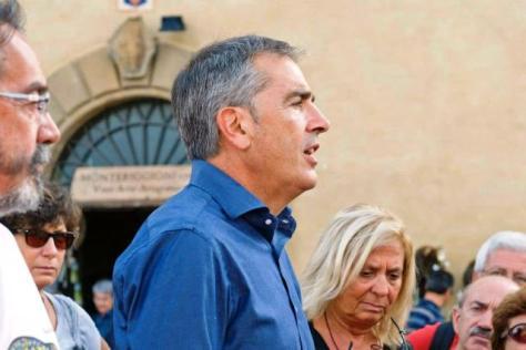 Bruno Valentini neo sindaco di Siena