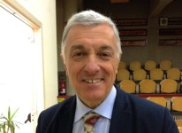 Luciano Bartolini, sindaco di Bagno a Ripoli