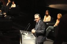 Il governatore Enrico Rossi all'Assemblea di Confindustria Firenze 2013