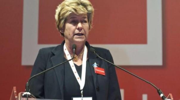 Susanna Camusso segretario generale della Cgil