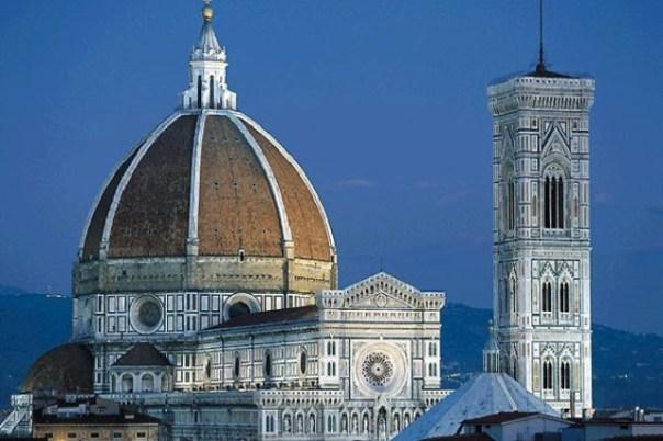 La Cupola del Brunelleschi del Duomo di Firenze