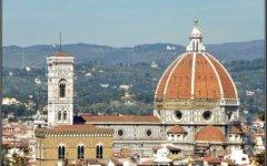 Duomo di Firenze, durante il solstizio il sole passa nello «gnomone»