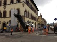 Tra lungarno Corsini e Vespucci