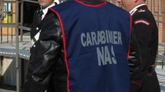 I controlli dei Nas dei carabinieri in alcune macellerie di Prato
