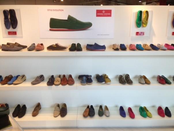 Le scarpe di Andrea Ventura Firenze