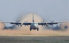 Afghanistan, atterra fuori pista un C130J della Brigata Aerea di Pisa