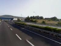 L'autostrada A1 nel tratto Incisa-Valdarno