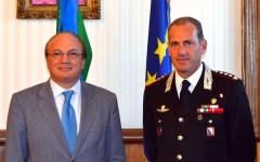 Pisa, da oggi Brancadoro al comando dei carabinieri