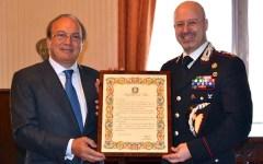 Pisa, cambio al comando Carabinieri
