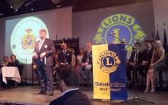 Lions Club, è Fiorenzo Smalzi il nuovo governatore della Toscana
