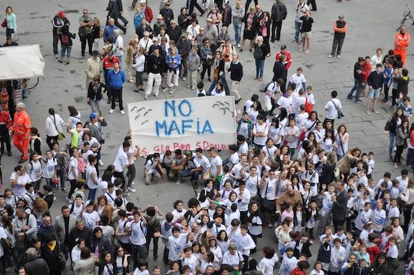 No alla Mafia