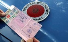 Punti della patente, senza più bonus ora possono solo diminuire