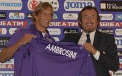 Ambrosini subito d'esperienza: «Fiorentina, meritavi la Champions»