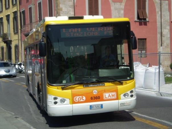 In arrivo 100 nuovi autobus per il trasporto pubblico toscano