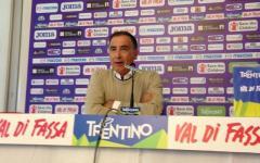 Fiorentina, Cognigni: «Montella con noi a lungo, possiamo sognare»