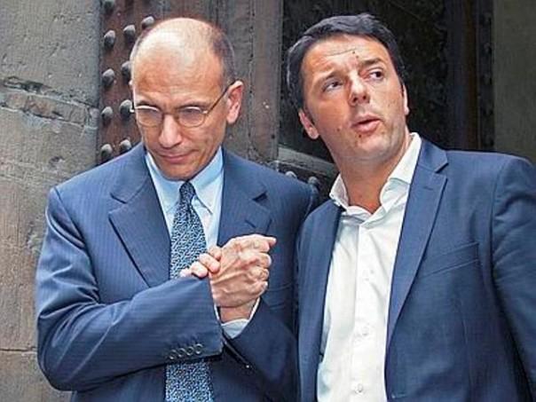 Enrico Letta e Matteo Renzi saranno presenti all'odierna Direzione del Pd