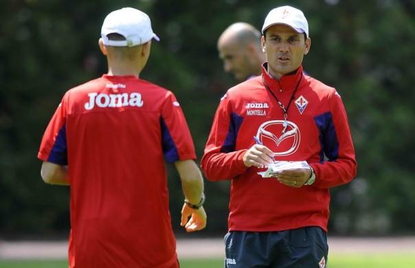 Montella in settimana lavorerà anche sulla testa dei suoi in vista di Fiorentina-Juventus