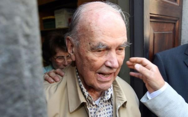 L'ex nazista Erich Priebke festeggia 100 anni il 29 luglio