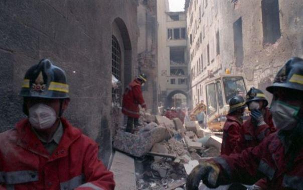 La strage dei Georgofili del 27 maggio '93