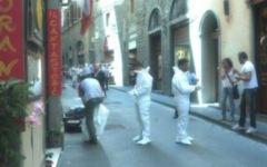 Omicidio via Condotta a Firenze, identificati i killer