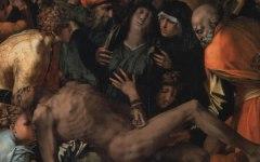 A Sansepolcro torna visibile la «Deposizione» del Rosso