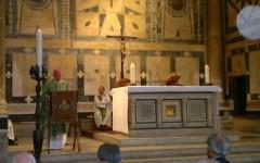 Messa per Artemio Franchi