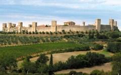 La Bohème al castello di Monteriggioni